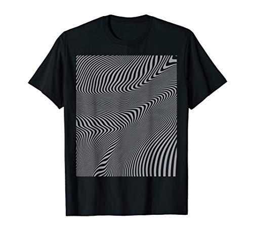 Magic Bizarre Strange Weird Puzzle Optical Illusion Shirt