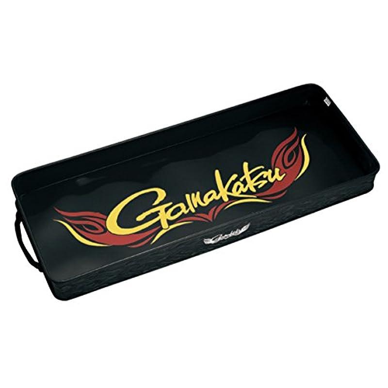 가마가츠(Gamakatsu) 트렁크 트레이 GM-2434 블랙 소