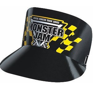 Monster Visor - Monster Truck Jam Visors - 8/Pkg.
