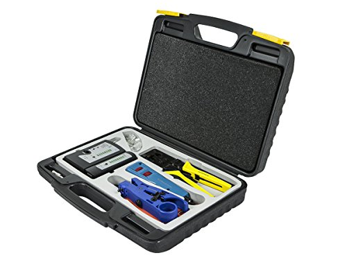 Monoprice Professional Networking Tool Kit (107055)
