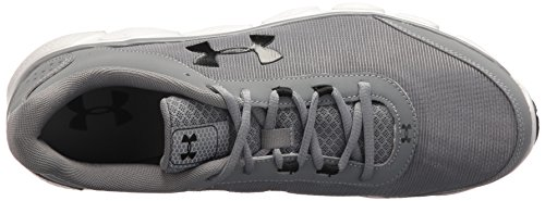 Under Armour Menns Mikro G Assert 7 Stål / Hvit / Sort