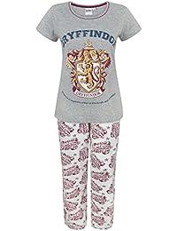 Vanilla Underground Harry Potter Gryffindor Womens Pyjamas