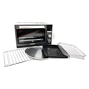 Calphalon QuartzHeat Countertop Oven, Stainless Steel
