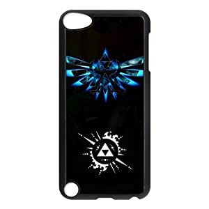DIY Design The Legend of Zelda Printed-Protective Plastic Cover Case for iPod Touch 5/5th Generation (Hard Plastic)Perfect for Christmas gift