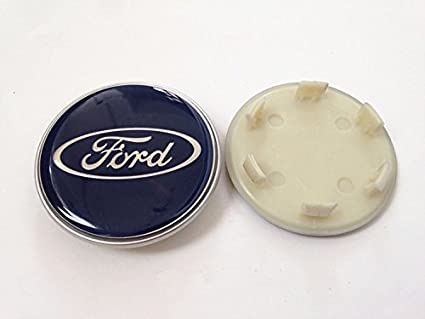 54mm Automelody 4pcs A Set Of Wheel Center Caps Hubcap For Ford