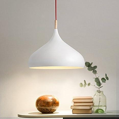 SADASD Lámpara de techo de estilo vintage con lámpara de ...