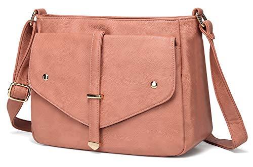 Vegan Leather Handbags - 7