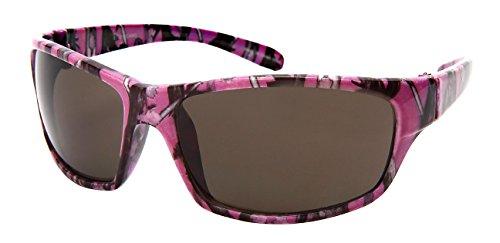 (Edge-I-Wear Camoflage Designed Sport Wrapped Frames E70010CAMO-SD-2(PP.sd))