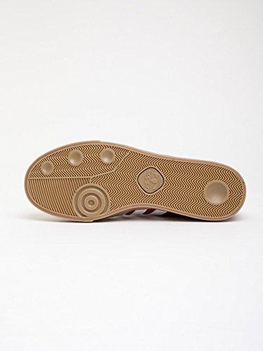 adidas Skateboarding Campus Vulc II ADV, collegiate burgundy-ftwr white-gum4 collegiate burgundy-ftwr white-gum4