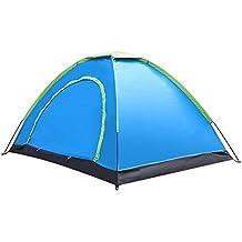 techcell 2persona tienda de campaña tienda de campaña impermeable Camping Tienda de campaña instantánea Backpacking Tiendas de campaña para camping Hiking Traveling