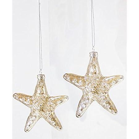 41Rdu-sbr2L._SS450_ Starfish Christmas Ornaments