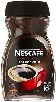 Café Solúvel, Original, Nescafé, 100g