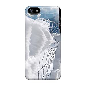Design High Quality Snow Covered Winter Landscapes Cover Case With Excellent Style Case For Samsung Galaxy S3 i9300 Cover