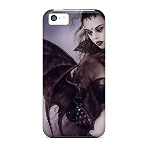 New Iphone 5c Cases Covers Casing(goth)