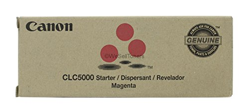 CNM6608A002AA Digital Color Copier Starter Toner for Canon CLC5000, (Clc5000 Starter)