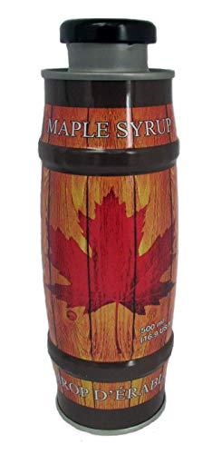 Vermont Made Maple Syrup (Grade A Dark Robust, 500ml Tin)