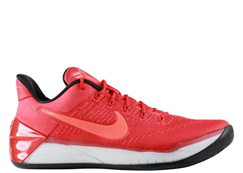 Nikeee Nike Men's Kobe A.D. Basketball Shoes (12, University Red/Black)