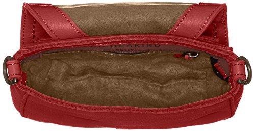Red Wood Berlin Bag Women's Liebeskind Phonebox Red Body 3977 Cross Amarillo wqxZtzPT