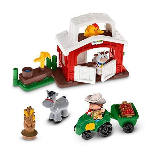 Fisher-Price Little People Happy Animals -