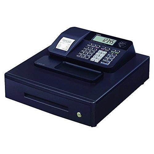 Casio PCR T-273 Caja Registradora, Numérica, Color Negro