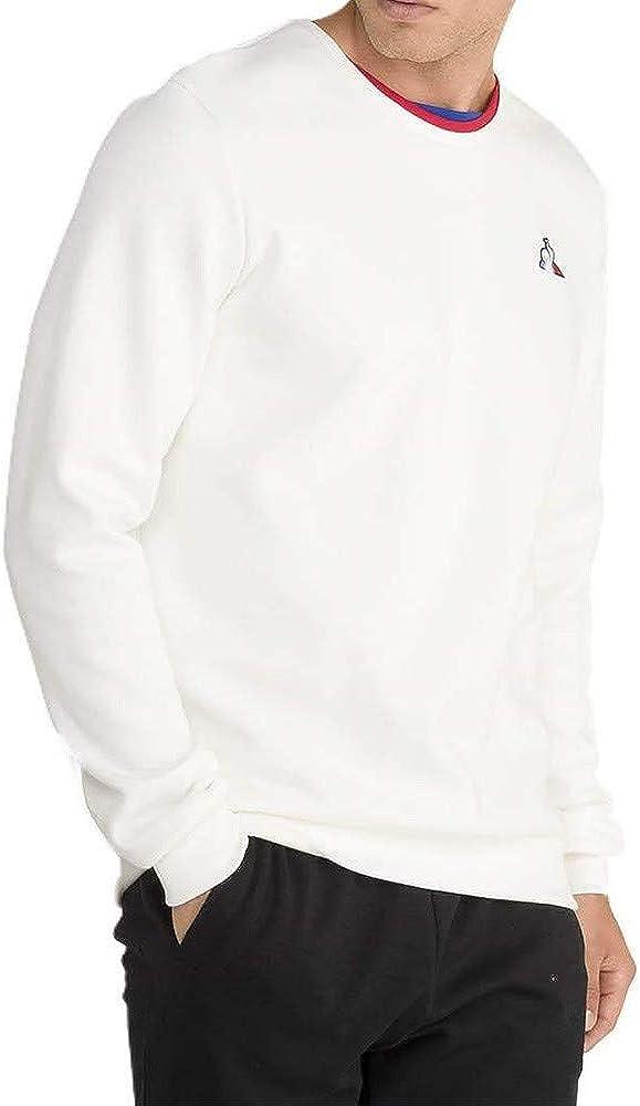 Le Coq Sportif TRI Sweatshirt Weiß