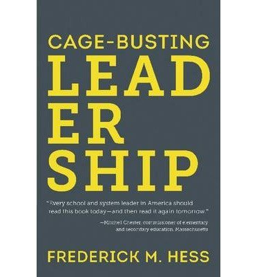 Download Cage-Busting Leadership (Educational Innovations) (Paperback) - Common pdf