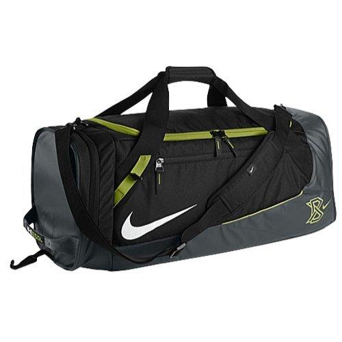 - Nike Mvp Select Team Bat Duffel Bag, Blk/Anth