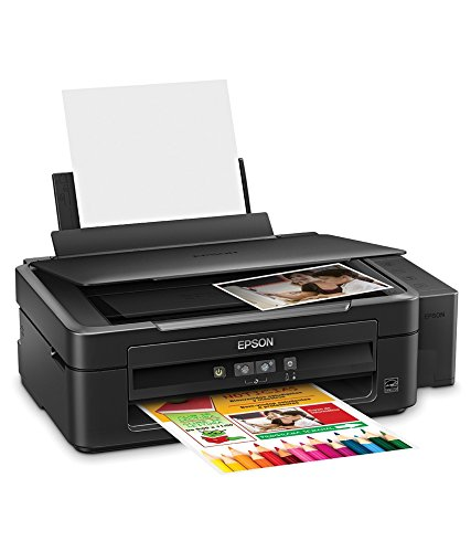 Amazon In Buy Epson L220 Colour Ink Tank System Printer Online At