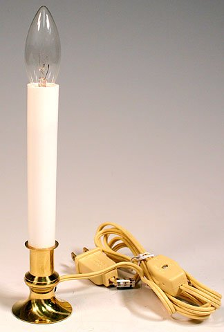 electric candle lamp - 4