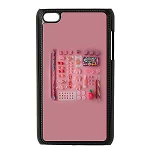 iPod Touch 4 Case Black Color 80 ISU310007