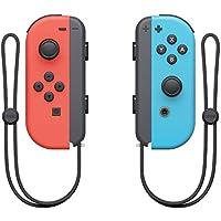 Nintendo 250003 Joycon Controleur Reeks, Rood/Blauw (Nintendo Switch)