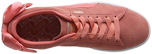 Puma Taglia Donna Rosa Sneakers Pink shell Rosa Wn's In Unica Da Pink 01 shell Scamosciata Pelle f8x4dqx