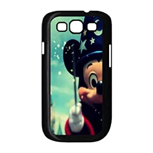 T-TGL(RQ) Samsung Galaxy S3 I9300 Personalized Phone Case Mickey Minnie with Hard Shell Protection