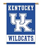 Flagline University of Kentucky – 28″ x 40″ NCAA 2-Sided Banner For Sale