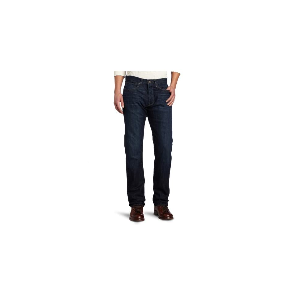 Lucky Brand Mens 121 Heritage Slim Fit Jean in Ol Occidental, Ol Occidental, 30x32