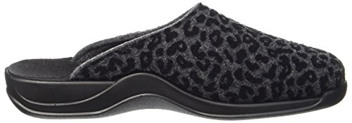 Rohde 2313 Vaasa-D Womens Slippers Grey (Anthracite) xQ16YvngRP