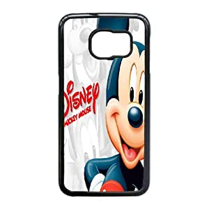 Cartoon Mickey Mouse for Samsung Galaxy S6 Edge Phone Case Cover 98FF739907