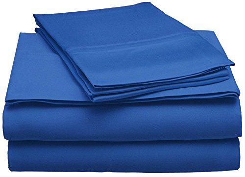- Ultra Soft Modal from Beech Sheet Set, Unmatched Quality, Queen, Navy Blue