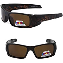 Men Polarized Glasses Limited Edition Super Dark Shades Motorcycle Sunglasses