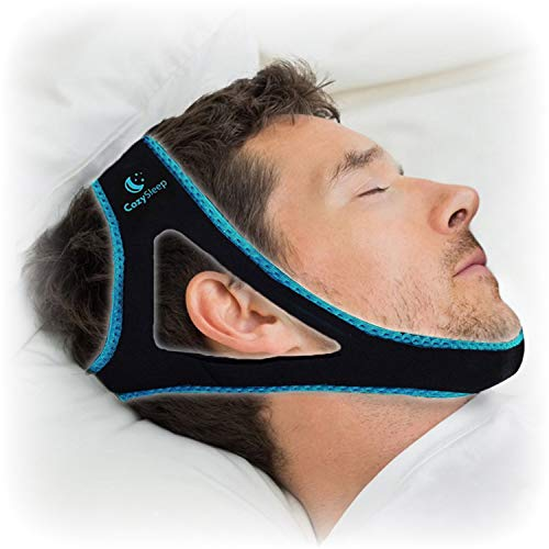 CozySleep Anti Snoring Chin Strap Bundle - Anti Snore Devices - Anti Snore Chin Strap - Effective Anti Snoring Solution - Snore Stopper - Stop Snoring - Cpap Chin Strap