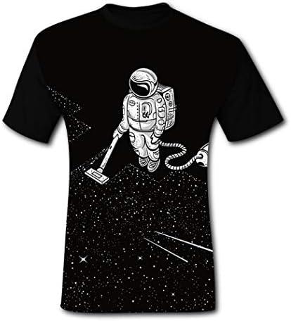 3DTシャツ チェ オオカミ メンズ 半袖 上着 おもしろ オシャレ スポーツウェア フィットネス トレーニング シャツ