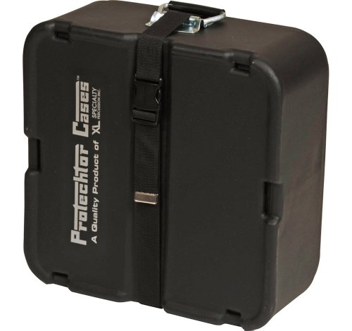 "Gator Cases Protechtor Series Classic Snare Case with Foam Lining; Fits 14""x 6"" Snare Drum (GP-PC1406SDF)"