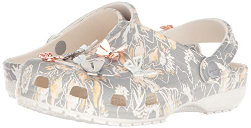 Pictures of Crocs Women's Classic Botanical Butterfly Clog 205249 4