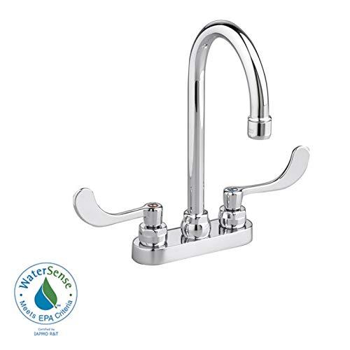 American Standard 7500.170.002 Monterrey Centerset Gooseneck Lavatory Faucet, Chrome