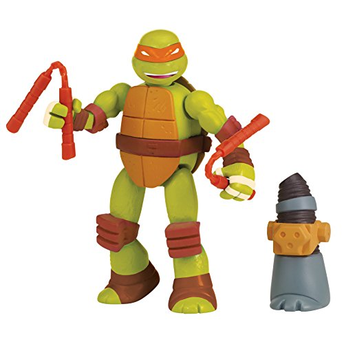 (Teenage Mutant Ninja Turtles Mix & Match Michelangelo Figure Action)
