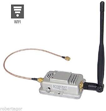 Amplificador de señal para antena router Booster 2 W Access ...