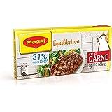 Maggi, Equilibrium, Carne, Caldo, Tablete, 114g