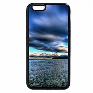 iPhone 6S Plus Case, iPhone 6 Plus Case, gorgeous clouds over sea