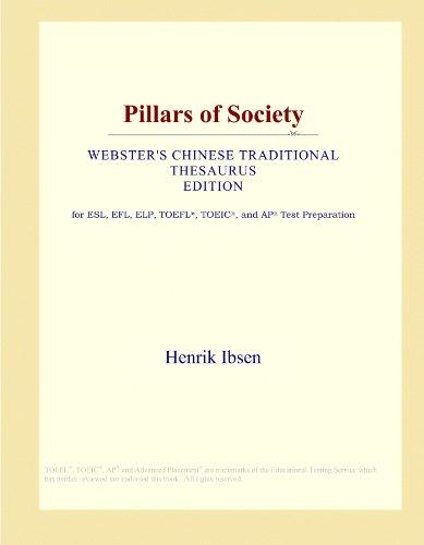 Pillars of Society (Webster