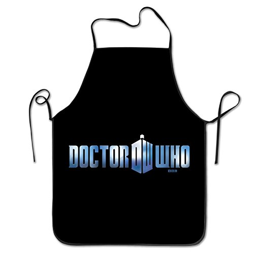 Doctor Who British Television Programme Kitchen Apron Chef Aprons - Tv Programme Costumes